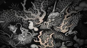 建仁寺の龍